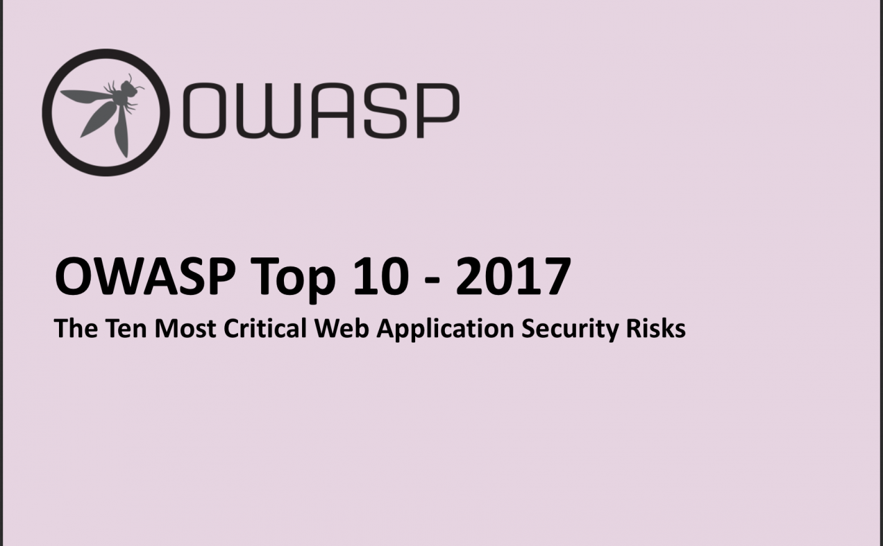 OWASP Top Ten of 2017, Explained and Expanded - Thoughtful Code
